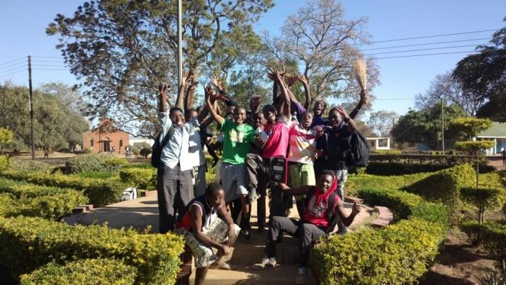 ZANEC explains programme for out-of-school children